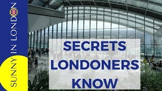 VISITING LONDON - TRAVEL TIPS FROM LOCALS