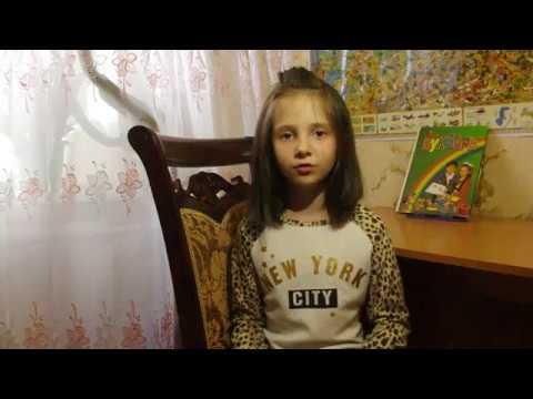 Изображение предпросмотра прочтения – ЕленаГригорьева читает произведение «Зима» А.С.Пушкина