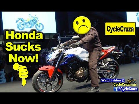 why honda suck