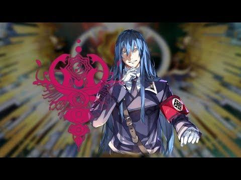 Dies irae Switch Countdown Voice 9 - Mercurius/Suigin (The Mercury) [English Subbed]