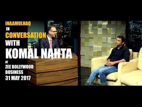 "INAAMULHAQ | in CONVERSATION| with ""KOMAL NAHTA | 31-05-207"