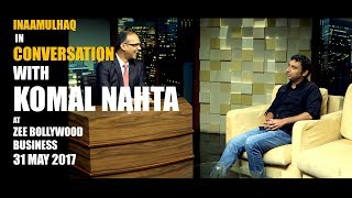 "INAAMULHAQ | in CONVERSATION| with ""KOMAL NAHTA 