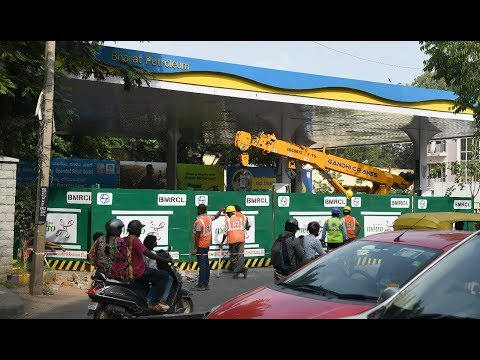 Metro underground in bangalore dating