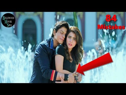 [EWW] DILWALE FULL MOVIE (84) MISTAKES...