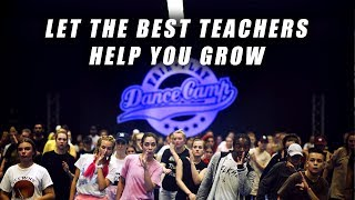 Let The Best Teachers Help You Grow | Fair Play Dance Camp | Registration is open