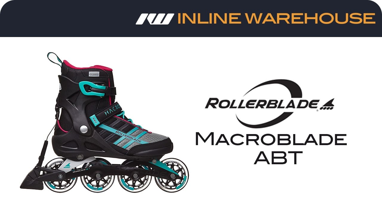 1446699c883 2017 Rollerblade Macroblade ABT Skates Review - YouTube