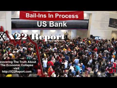 Central Bankers | US Government Ready For Bail-Ins