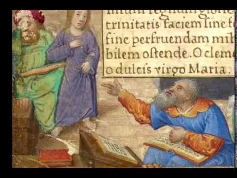 The Prayer Book of Claude de France, Part 4