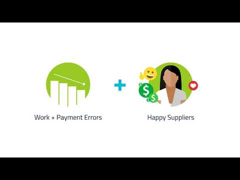 Supplier Management System for Accounts Payable