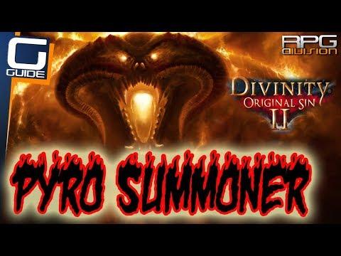 Healer Build Divinity Original Sin