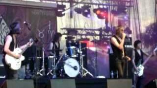 International Noise Conspiracy - Boredom Of Safety 2009.07.19 Jarocin