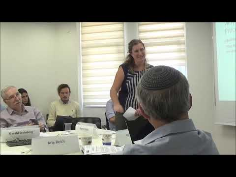 Hila Zahavi - The Bologna Process in Israel as a Reflection of EU-Israel Relations