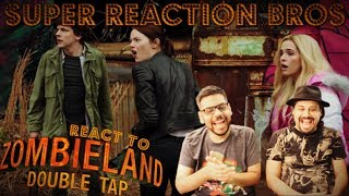 SRB Reacts to ZOMBIELAND: DOUBLE TAP - Red Band Trailer