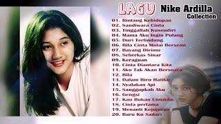 Nike Ardila - Lagu Pilihan Terbaik Nike Ardilla [ Full ] Lagu Lawas Indonesia Terpopuler 80 - 90an