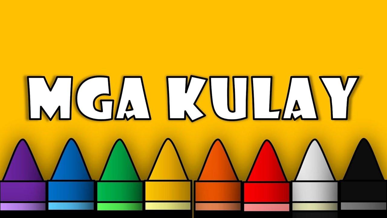Download Mga Kulay | V03 ⭐ Let your kids shine in pandemic!