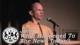 Jano - What Happened to the News Today