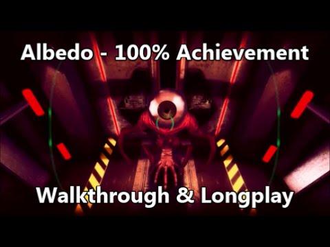 Albedo - 100% Achievement Walkthrough & Longplay