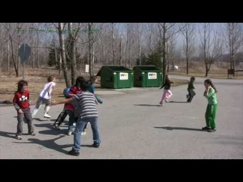 Sharks and Castaways Outdoor Game for Kids