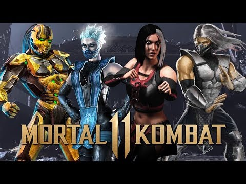 Top Ten Characters that Should Return in Mortal Kombat 11 thumbnail