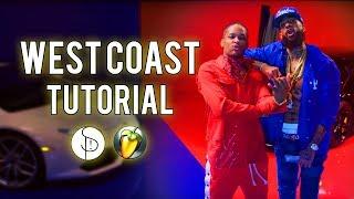 "Nipsey Hussle ""Last Time I Checc'd"" x YG West Coast Tutorial FL Studio Tutorial"