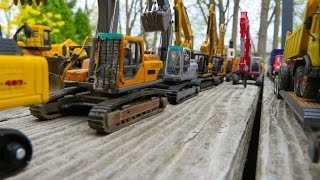 1:87 (HO) Construction Equipment Collection