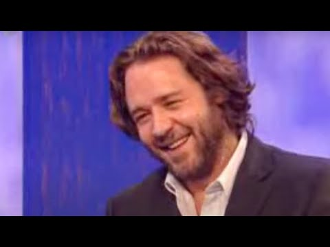 Russell Crowe interview - Parkinson - BBC