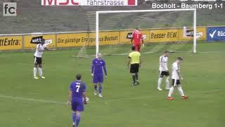 15. Spieltag: 1. FC Bocholt - SF Baumberg 2:2 (1:1)