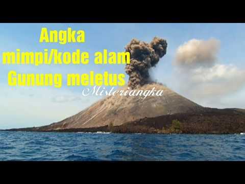 Mimpi/kode Alam Gunung Api Meletus 2d #misteriangka