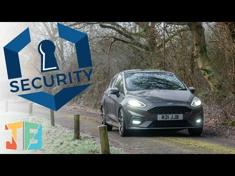 8 Ways To Secure Your Car (MK8 Fiesta ST OBD Protection)