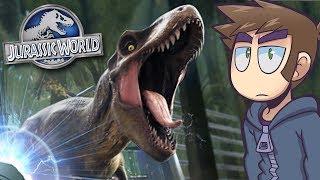 THE FIRST JURASSIC VR GAME! - Jurassic World VRSE | Jurassic Month