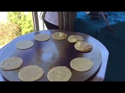 How to Make Fresh Corn Tortillas and Quesa Tacos