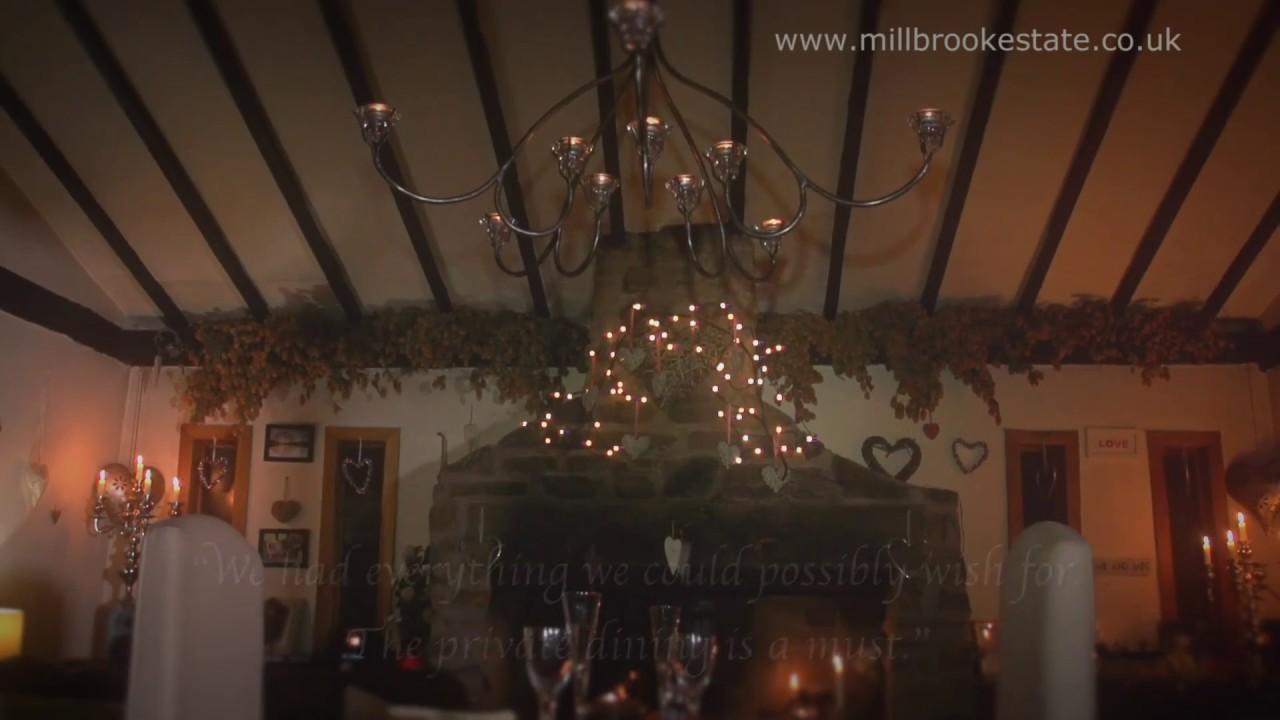 Intimate Winter Weddings At Millbrook Estate Devon
