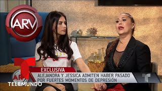 Alerta sobre cirugías fraudulentas de Jessica Cediel y Alejandra Guzmán | Al Rojo Vivo | Telemundo