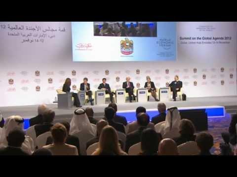 Dubai 2012 - The Geopolitical Outlook: Future Shocks. DMI TV Debate (English)