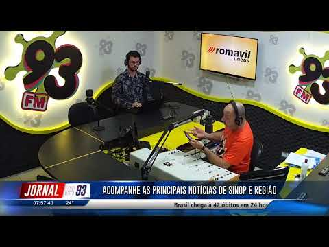 Mato Grosso registra 1ª cura de Coronavírus