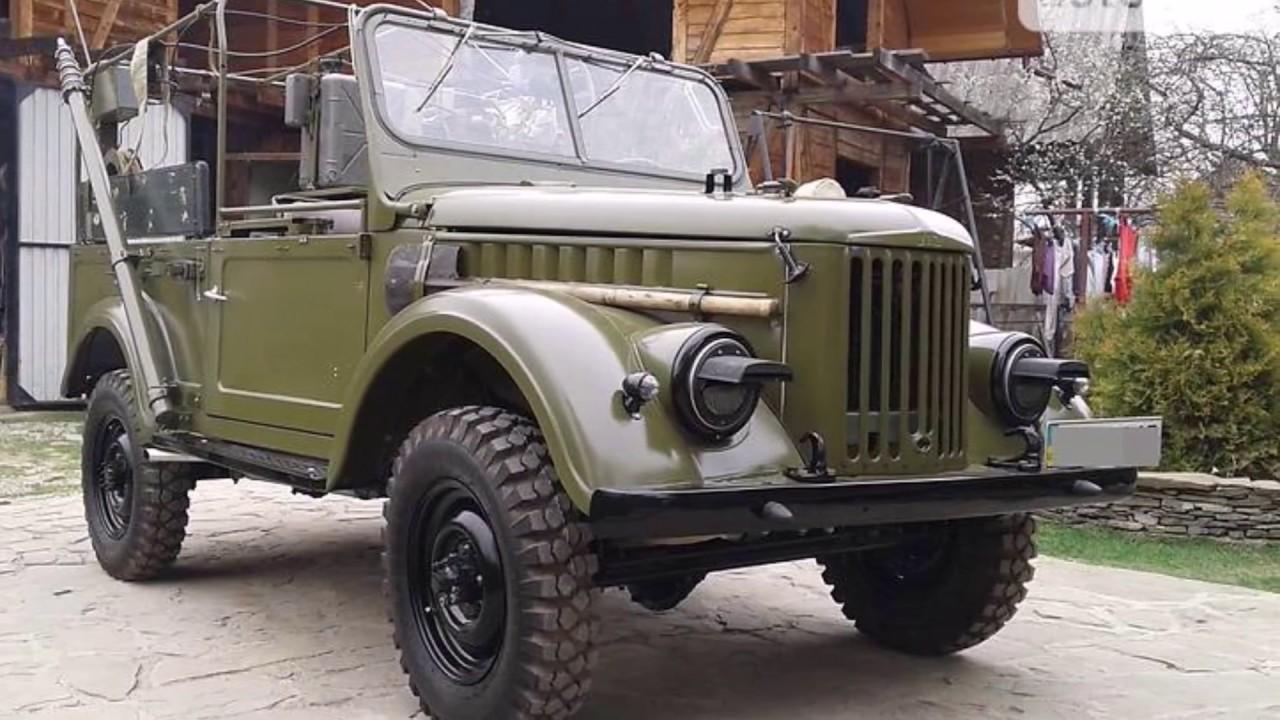 Техника с консервации в России УАЗ 469 1987-1993 Продажа списанной .