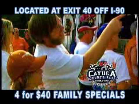 Cayuga County Fair Speedway Season Opener