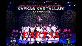 Partsa, 28.04.2019 - KAFKAS KARTALLARI