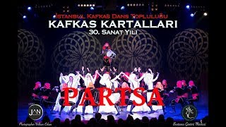 Partsa - KAFKAS KARTALLARI (CAUCASIAN EAGLES) (კავკასიის არწივები)