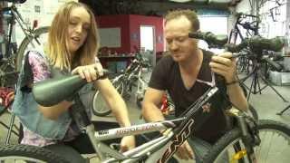 Bikes 4 Life Ambassador Abbey Stone