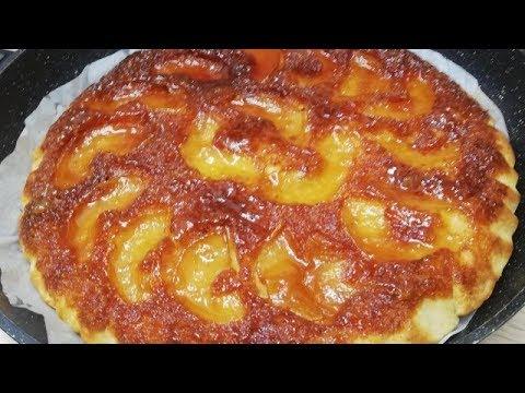 gÂteau-caramÉlisÉ-et-cuit-a-la-poÊle-facile-(cuisine-rapide)