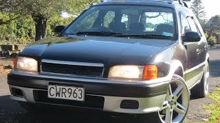 1996 Toyota Carib 4X4 Auto Z Touring $1 RESERVE!!! $Cash4Cars$Cash4Cars$  ** SOLD **