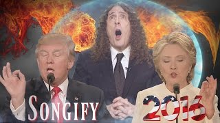 "BAD HOMBRES, NASTY WOMEN (ft. ""Weird Al"" Yankovic)"