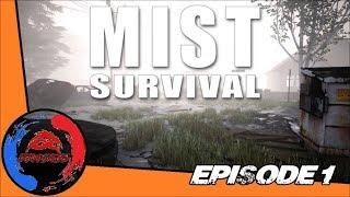 MIST Survival jour 1 : je m