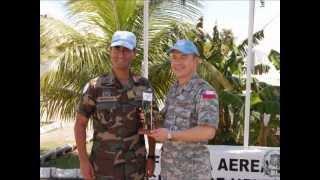 Misiones de Paz. EJERCITO DE CHILE