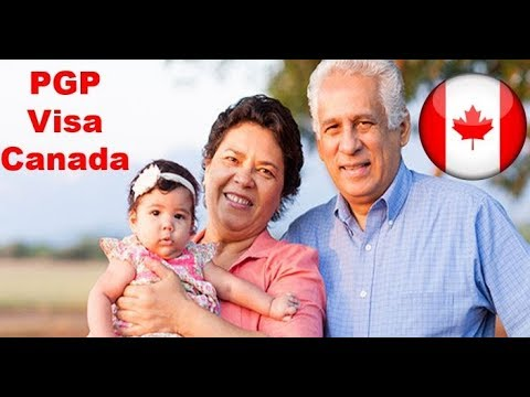 How To Sponsor Parent and Grandparents to Immigrate Canada | PGP VISA