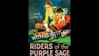 Gambar cover Riders of the Purple Sage
