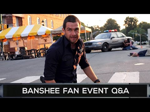 'Banshee'  Event Q&A Best of: Sex, Violence, & Duplicity