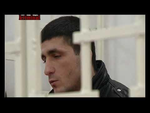 KRİMİNAL(RegionTV/2009)- Cinayət Işi №58410 - Kürdəmirdə Ticarət Mərkəzində Qətl