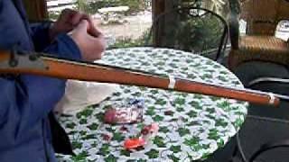 Cap guns with a Civil War replica